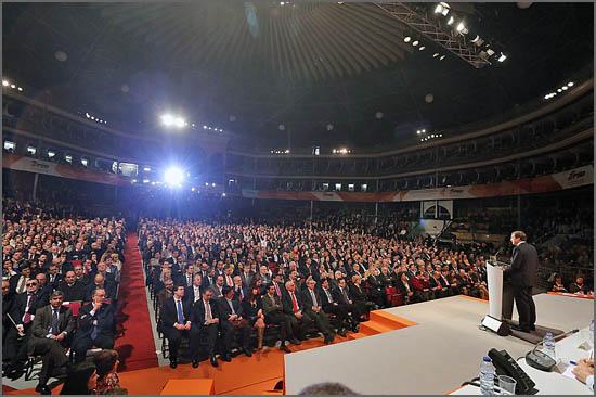 O Congresso do PSD em Espinho
