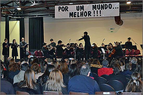 Música em Mêda