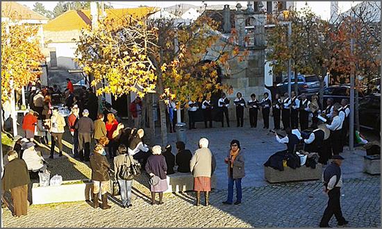 Festa na Aldeia do Casteleiro