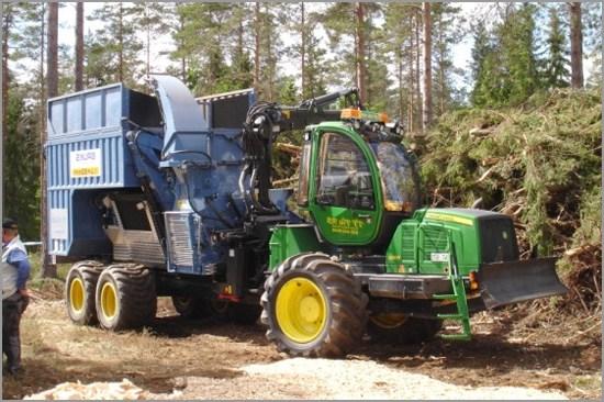 Definir uma estratégia de intervenção sobre a fileira florestal