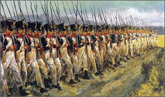As invasões francesas deixaram um imenso rasto de sofrimento