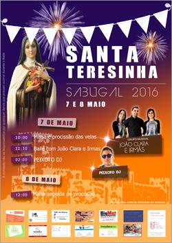 Festa Santa Teresinha - 2016