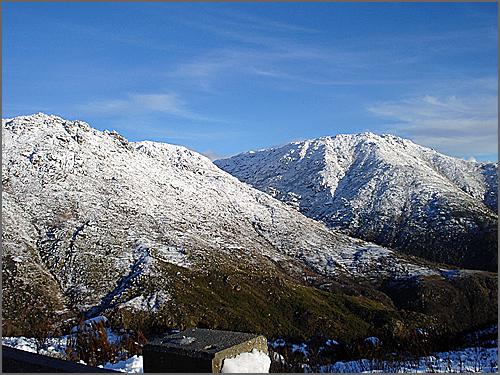 Montes Hermínios ou Serra da Estrela
