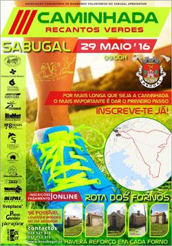 Caminhada Recantos Verdes - Sabugal