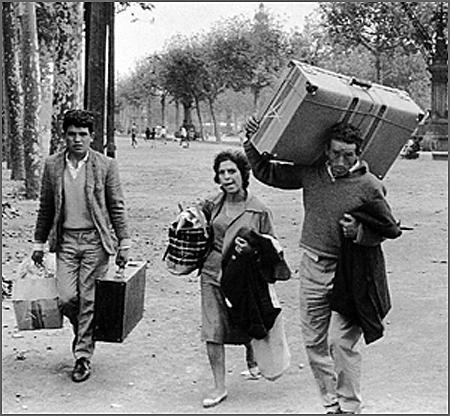 Emigrantes em viagem