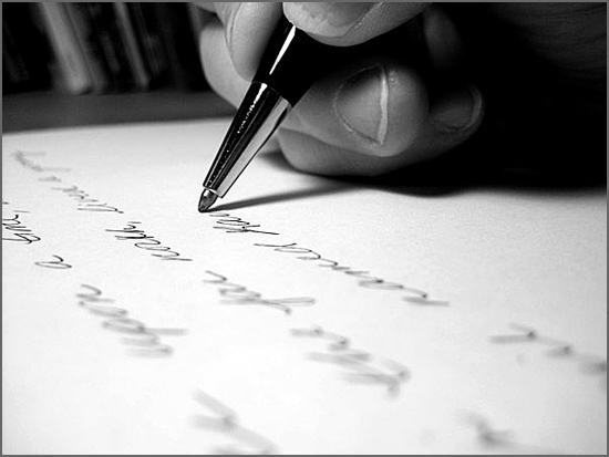 O hábito de escrever cartas foi ultrapassado pela tecnologia