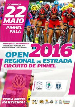 Ciclismo - Open de Estrada 2016 - Pinhel