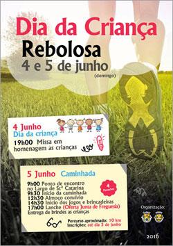 Dia da Criança 2016 -  Rebolosa - Sabugal