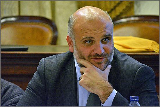 Paulo Fernandes - Presidente da Câmara Municipal do Fundão (foto: D.R.)