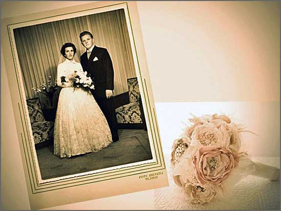 Celebrou-se o casamento de Quirino e Berta