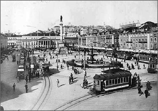 Salatra radicou-se em Lisboa