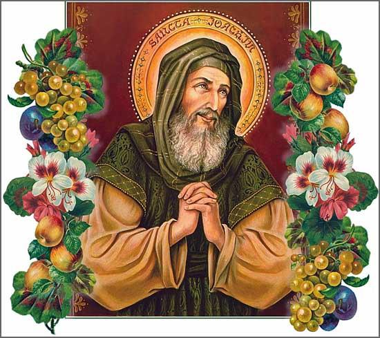 São Joaquim, pai da Virgem Maria