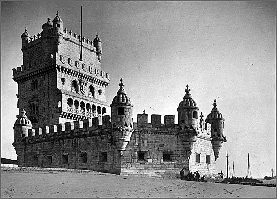 Houve missa campal junto à Torre de Belém