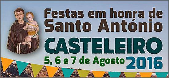 Festa de Santo António no Casteleiro