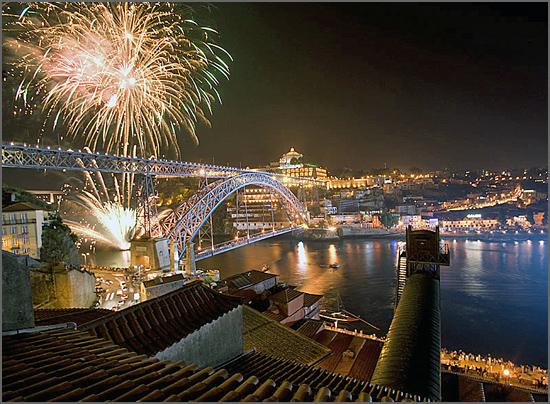 Festejos do São João no Porto