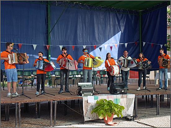 Festival de Acordeão e Realejo na Rebolosa