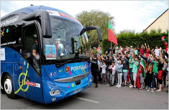 Portugal campeão do Campeonato da Europa de Futebol (Euro-2016) disputado em França - capeiaarraiana.pt