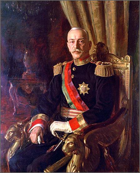 Óscar Carmona recebeu o bastão de marechal