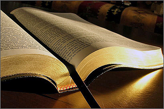 Fala-se na Bíblia
