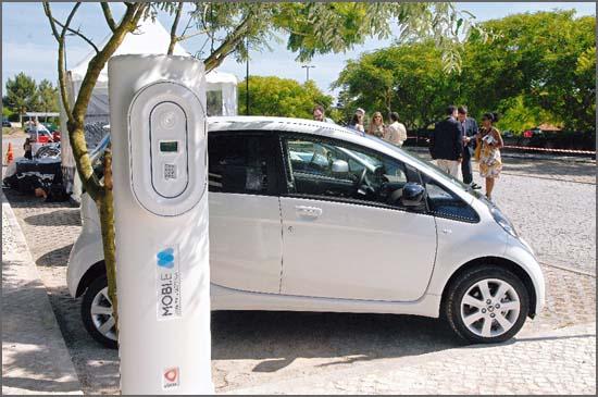 A mobilidade eléctrica vai chegar a todo o país