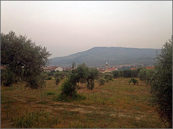 Campos em redor do Casteleiro