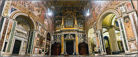 A Arquibasílica Papal de São João de Latrão