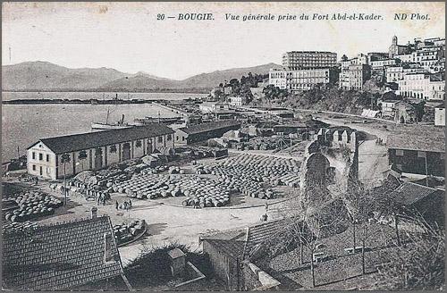 Bougie - a pequena cidade argelina onde Teixeira Gomes passou os últimos 10 anos da sua vida
