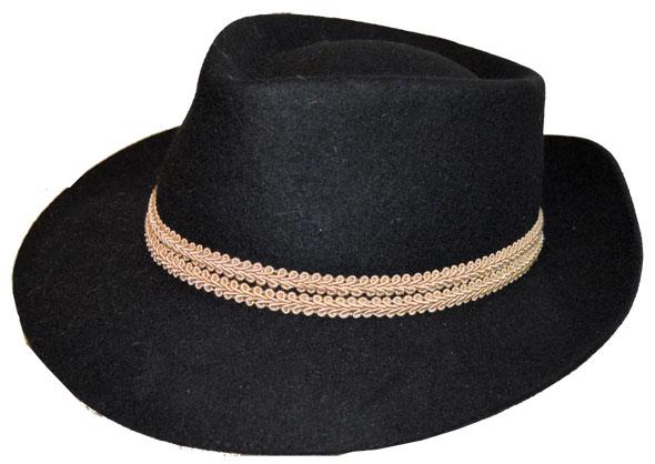 Chapéu da Confraria do Bucho Raiano - Capeia Arraiana