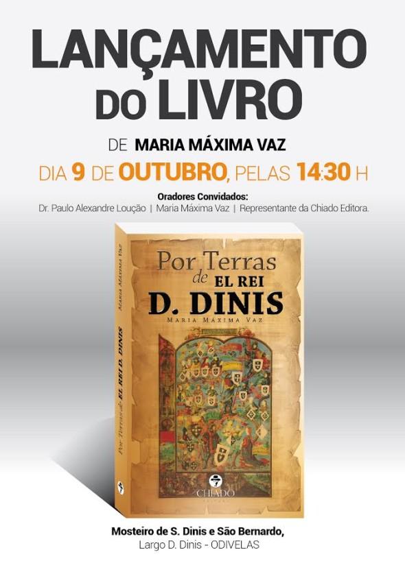 Por Terras de El Rei D. Dniis - Maria Máxima Vaz - Capeia Arraiana