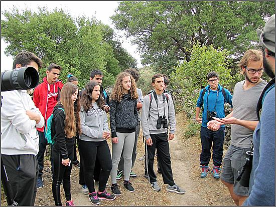 Descobrindo o património natural de Figueira de Castelo Rodrigo
