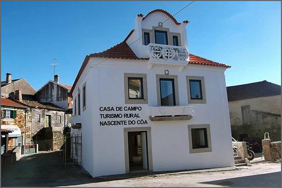 O Turismo em Espaço Rural tem já alguma relevância no concelho do Sabugal