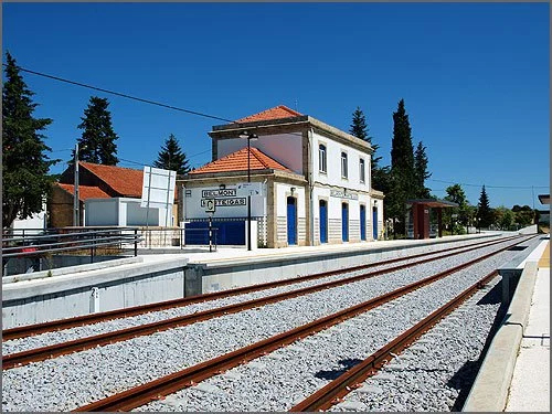 Estação de Belmonte