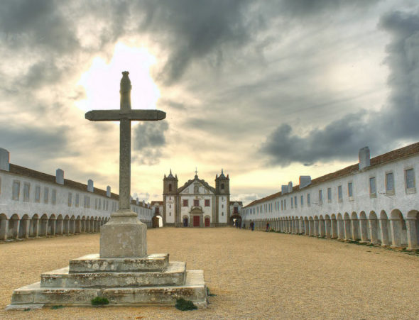 Santuário de Nossa Senhora do Cabo Espichel