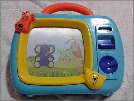 Estamos ainda na fase infantil das TVs?