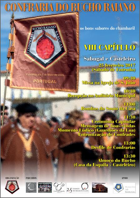 Capítulo da Confraria realiza-se no Sabugal com almoço no Casteleiro