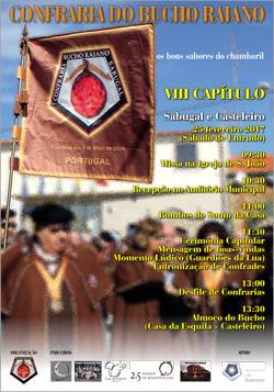 VIII Capítulo - Confraria Bucho Raiano - Sabugal