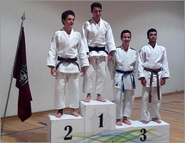 Mais um título para manuel Martins - Judo - Sporting Clube Sabugal - David Carreira - Capeia Arraiana