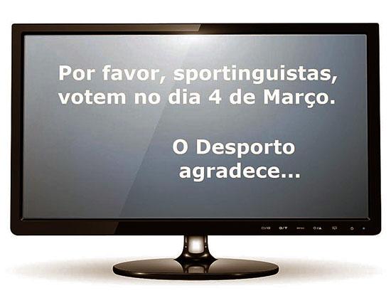 Eleições no Sporting Clube de Portugal