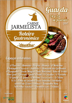 Carne Jarmelista - Roteiro Gastronómico - Guarda