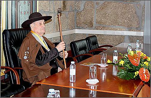 Manuel Leal Freire homenageado aos 88 anos