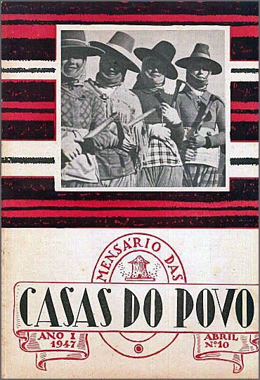 Mensário das Casas do Povo