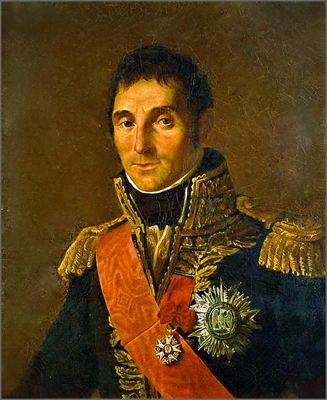 Marechal André Massena (1758-1817)