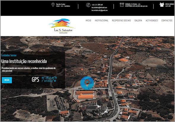 Lar São Salvador - Casteleiro - Joaquim Gouveia - Capeia Arraiana