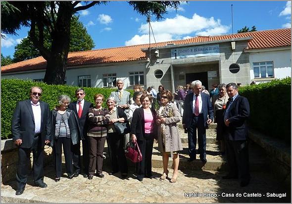 Encontro Alunos Colégio do Sabugal - Foto Natália Bispo