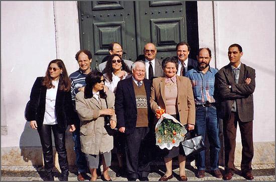 A família Alves Fernandes