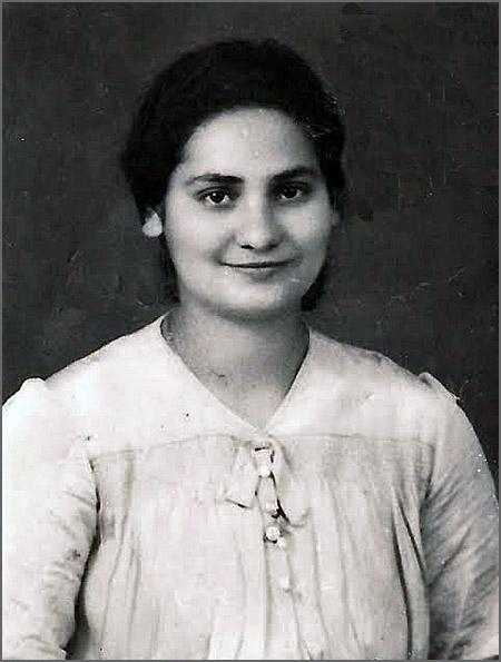 Maria da Piedade Alves Lavajo