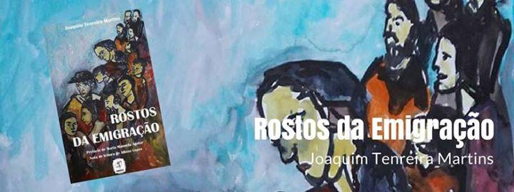Rostos da Emigração - Joaquim Tenreira Martins - Capeia Arraiana