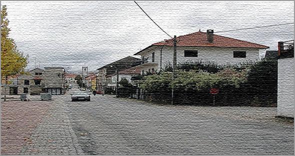 Avenida de São Cristóvão - Soito - Capeia Arraiana