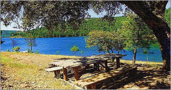 Barragem Sabugal - Capeia Arraiana