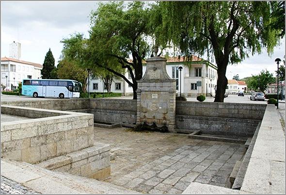 Largo da Fonte - Sabugal
